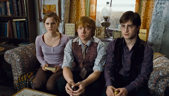 Harry.ron.hermione