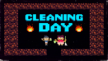 Cleaning Day (Title Card)