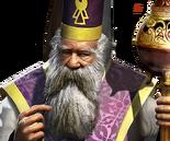 Патриарх Казимир (иконка)