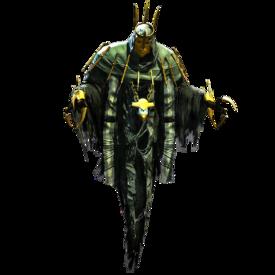 Забытый царь