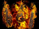 Сущность огня