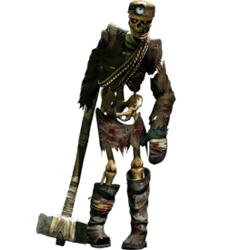 Мертвец-громила