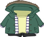 Green Parka icon