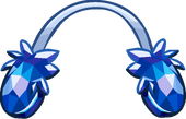 Crystal Puffle Earmuffs icon