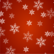 Snowflake Wrapping Player Card