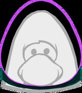 Purple Lightbulb icon