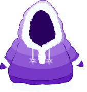Snow Day Parka icon