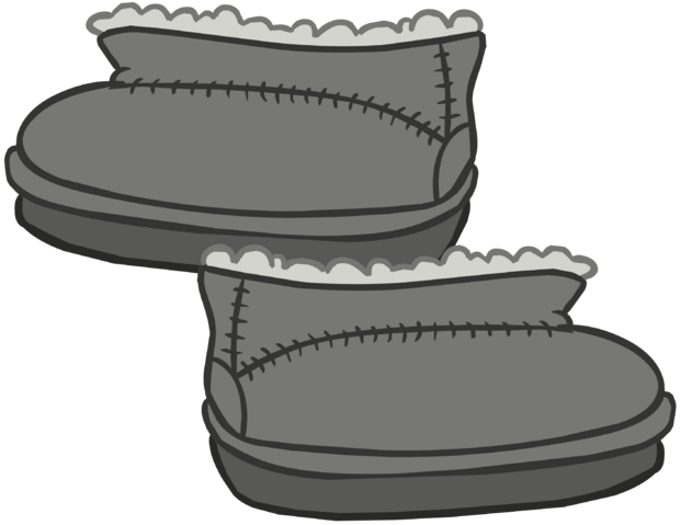 File:Gray Booties icon.png