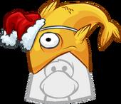 The Festive Fluffy icon