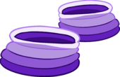 Purple Snuggly Boots icon