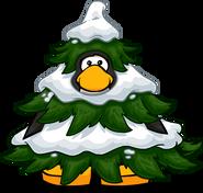 Tree Costume Player Card