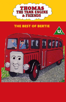 Bertie the Helpful Bus : Thomas & Friends : My First Railway Library -  Egmont Publishing