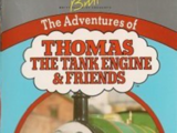 Thomas The Tank Engine and Friends - Percy & the Signal and Other Stories
