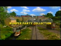 Thomas and Friends - Bumper Party Collection (UK VHS 2005) Title card