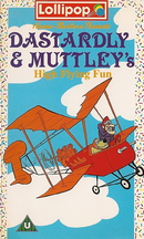 Dastardly and Muttley's High Flying Fun (UK VHS 1989)