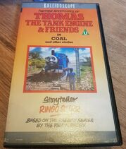 VHS-Video-Thomas-The-Tank-Engine-Friends
