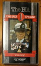 VHS-Video-the-bill-episode-1-ITV