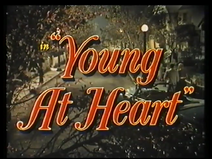 Young at Heart (UK VHS 1985 and 1989) Title card