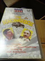 Rare-Vhs-Tape-The-Knowledge-Nigel-Hawthorne-1979