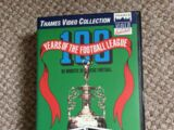 100 Years of the Football League