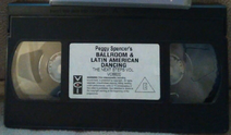 Ballroom And Latin American Dancing - The Next Steps - Volume 1 (UK VHS 1997) Cassette