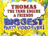 Thomas The Tank Engine and Friends - Biggest Party Video Ever!