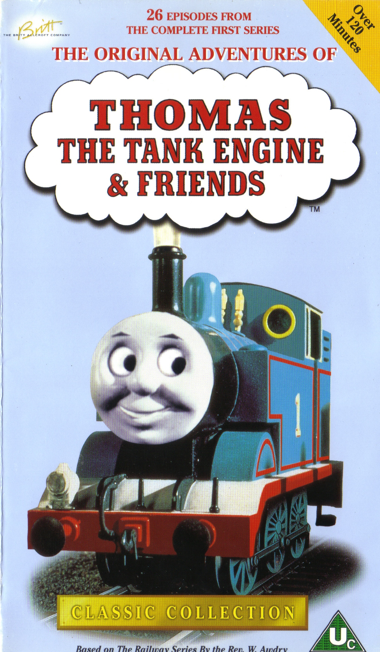 Thomas The Tank Engine and Friends The plete 1st Series