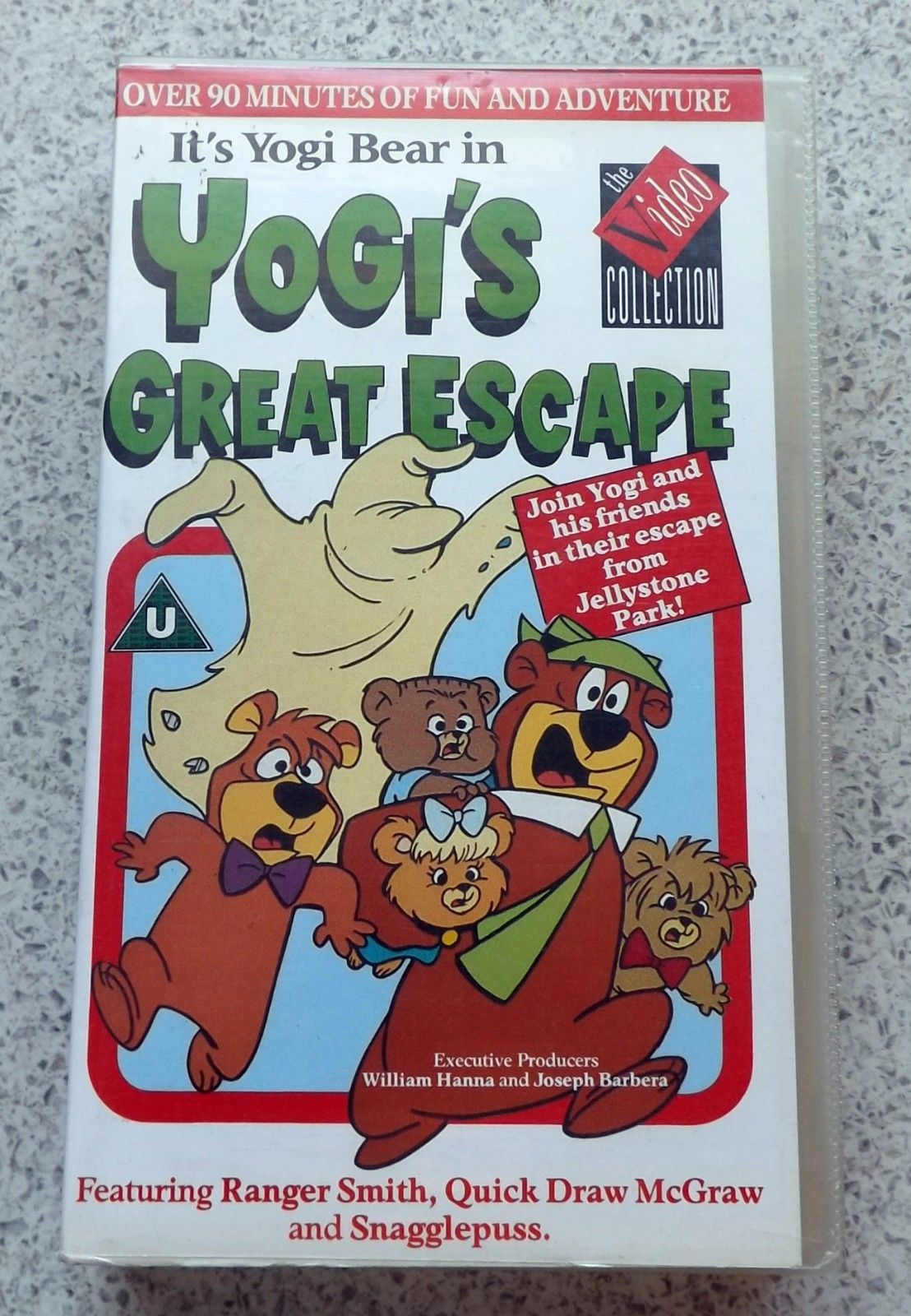 Yogi's Great Escape | Video Collection International Wikia | FANDOM