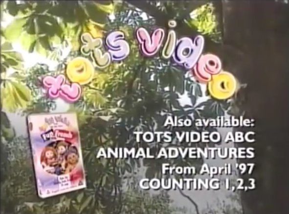 the vci childrens trailer from 1996