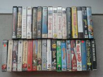 Videos-VHS-Video-Tapes-x35-Various-Titles