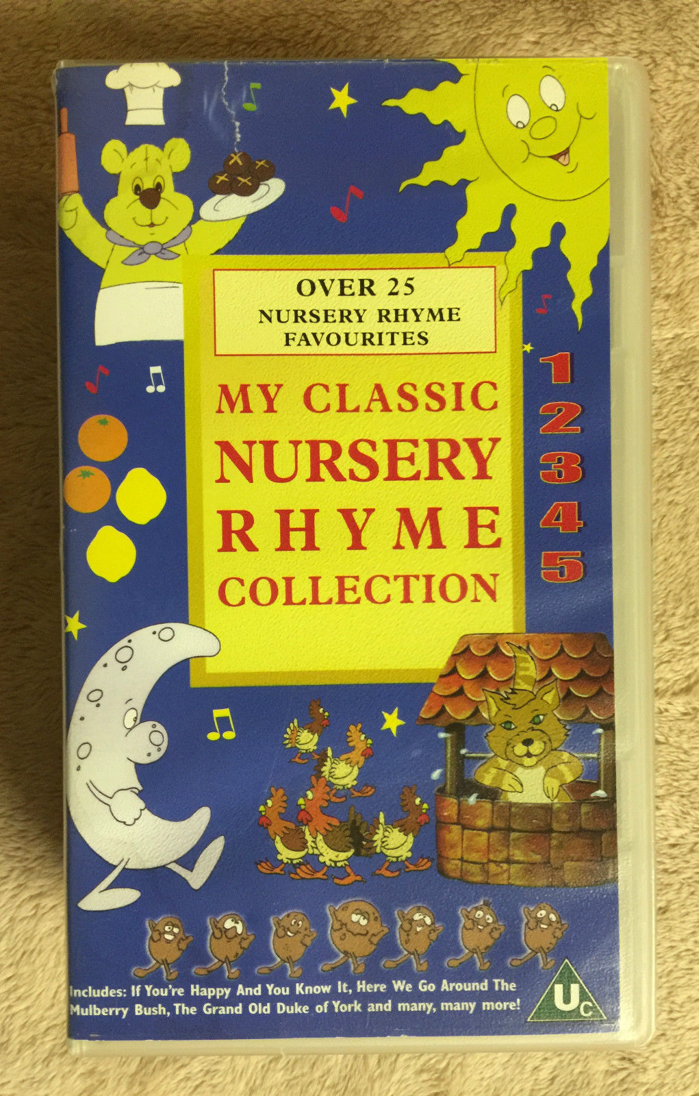 My Clic Nursery Rhyme Collection