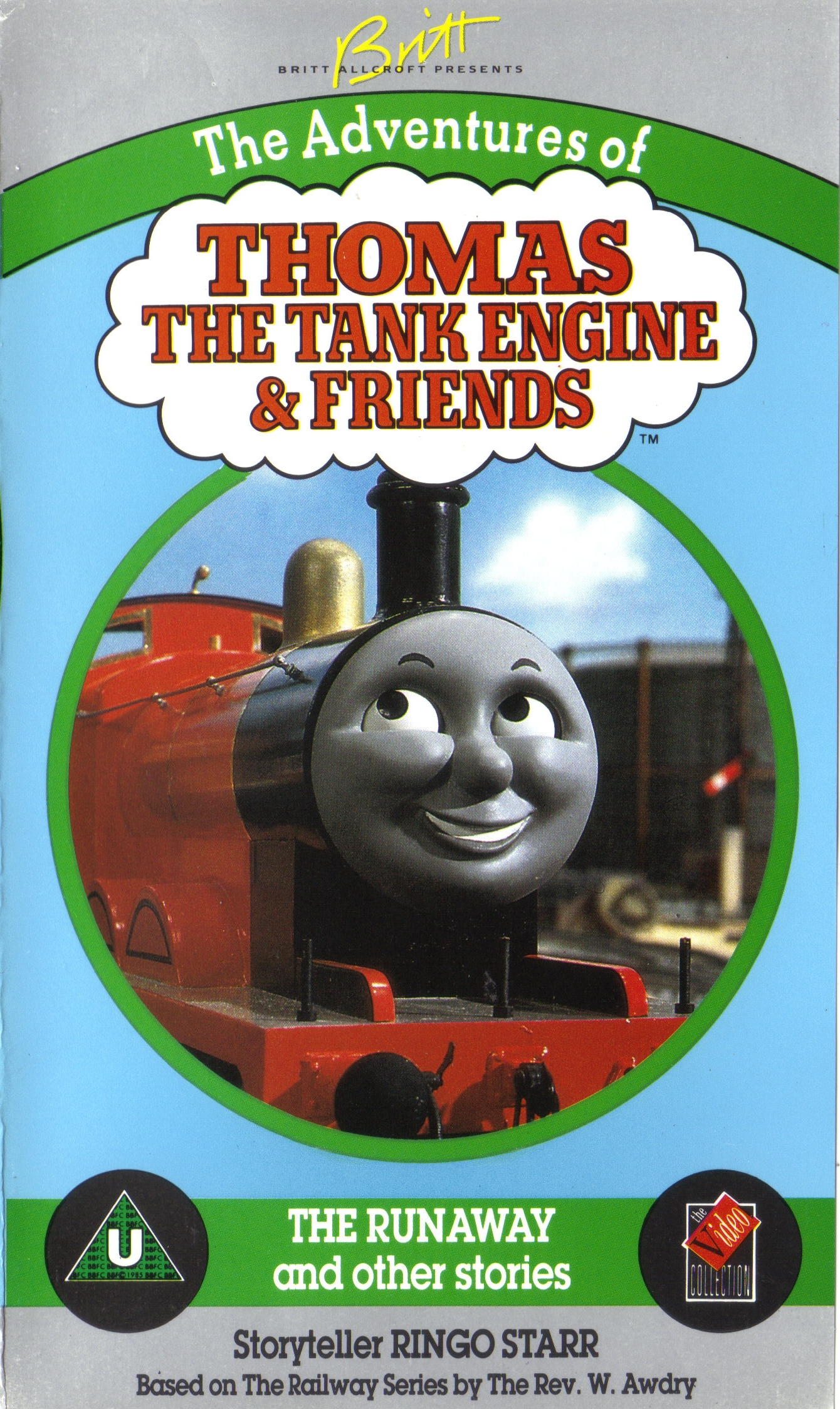 Thomas The Tank Engine And Friends The Runaway And Other