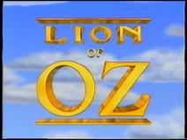 Lion of Oz (UK VHS) Title Card