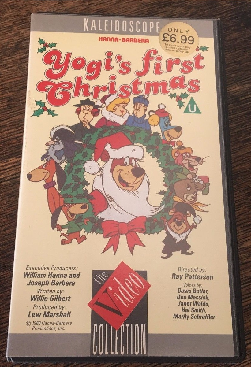 Yogis First Christmas.Yogi S First Christmas Video Collection International