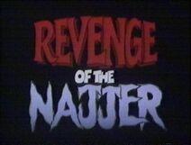 Revenge of the Najjer Title Card