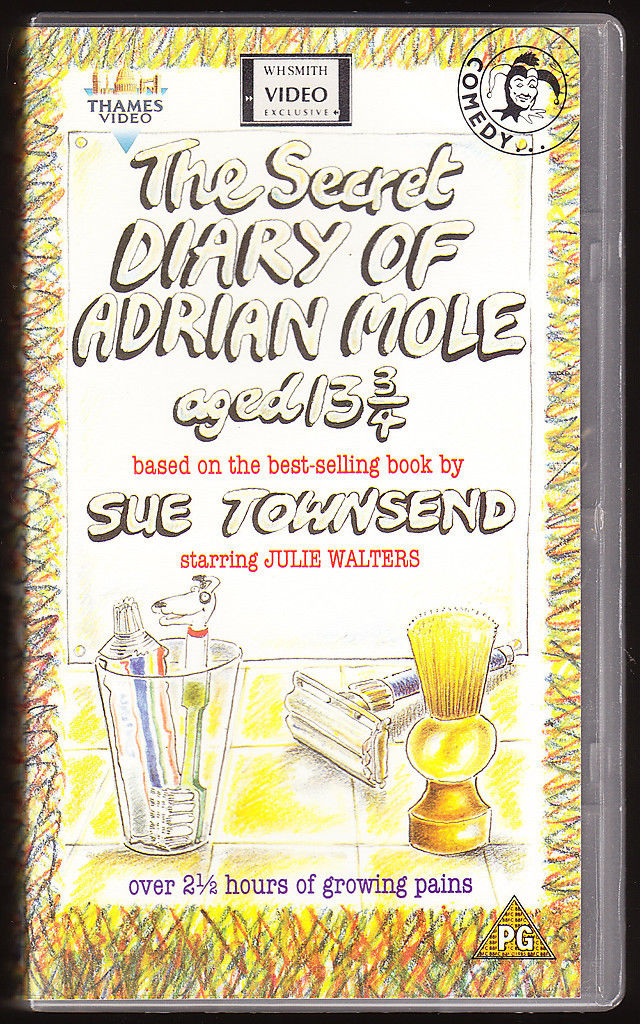 The Secret Diary Of Adrian Mole Book