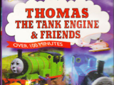 Thomas The Tank Engine and Friends - Chases, Races and Runaways