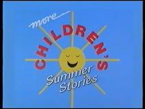 More Children's Summer Stories (UK VHS 1989) Title card