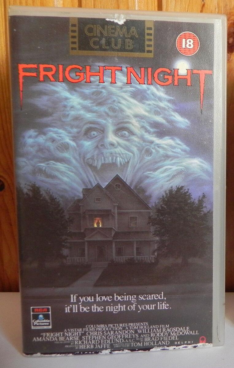 Fright Night | Video Collection International Wikia | FANDOM