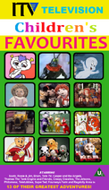 ITV Television Children's Favourites (UK VHS 1997)