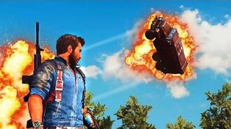 JUST CAUSE 3 FAILS BEST MOMENTS! (JC3 Funny Moments Gameplay)