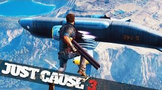 MOST EPIC PLANE CRASH EVER Just Cause 3 Epic Stunts