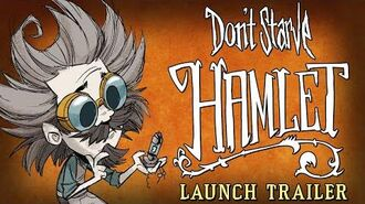 Don't Starve- Hamlet (Launch Trailer)