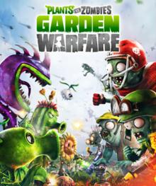 Garden Warfare cover art