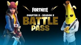 Fortnite Chapter 2 - Season 2 Battle Pass Gameplay Trailer