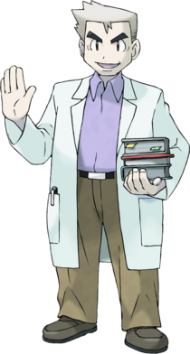 Professor Oak Real