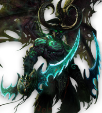 Illidan Stormrage real
