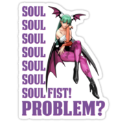Soulfist sticker