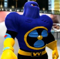 Air Man update