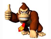 Donkey Kong Real